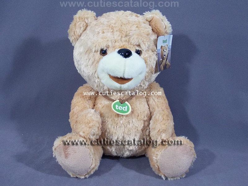 ตุ๊กตาหมี เท็ด ted @ เท็ด หมีไม่แอ็บ แสบได้อีก ted ขนาด M ท่านั่ง