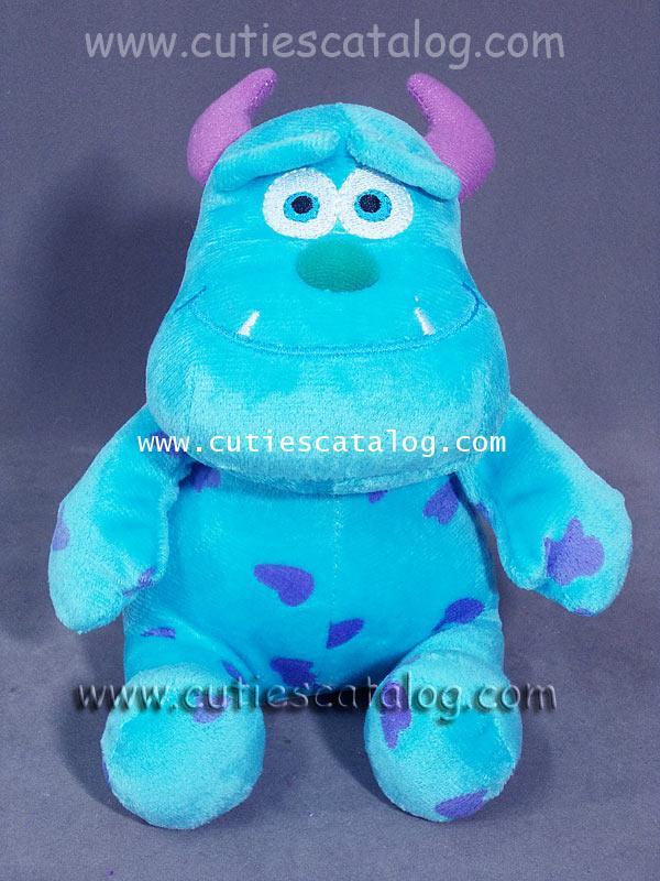 ตุ๊กตาซัลลี่ @ มอนเตอร์ อิงค์ Sully Doll @ Monster Inc แบบ 3 ขนาด M