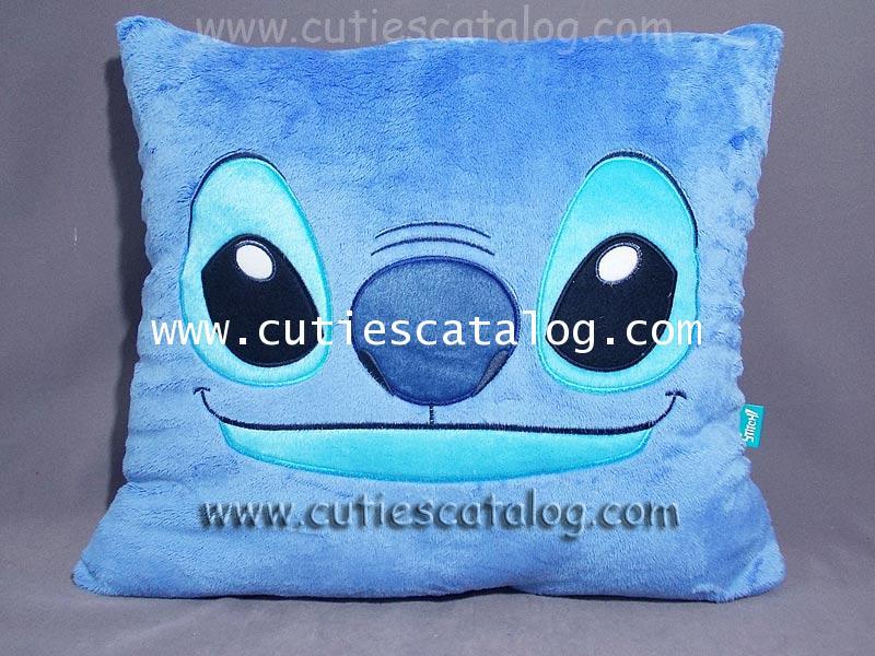 หมอนอิงสติช / หมอนพิงสติช Stitch cushion แบบ 2