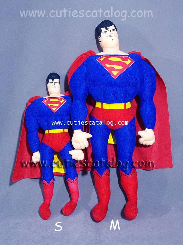 ตุ๊กตาซูปเปอร์แมน Superman แบบ 1 ขนาด S