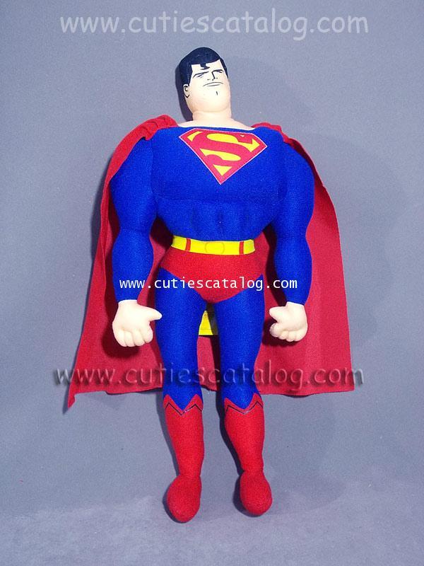ตุ๊กตาซูปเปอร์แมน Superman แบบ 1 ขนาด M