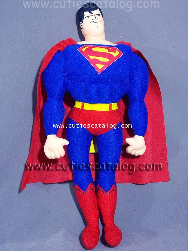 ตุ๊กตาซูปเปอร์แมน Superman แบบ 1 ขนาด L