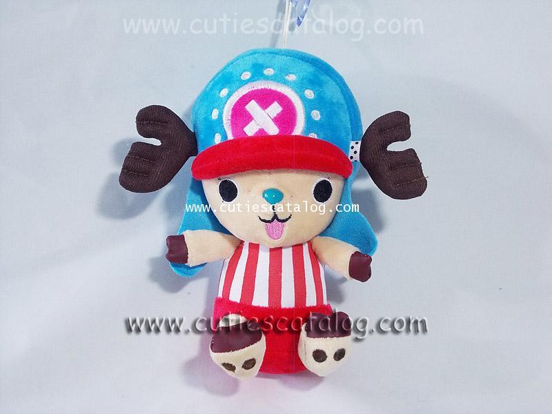 ตุ๊กตาช็อปเปอร์ ขนาด S1 ตุ๊กตาโทนี่ โทนี่ Tony tony Chopper @ จากเรื่องวันพีช One Piece