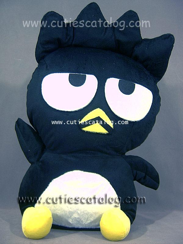 ตุ๊กตาแบ็ด แบ็ดซ์-มารุ Bad Badtz-Maru doll ขนาด XL ขนาดใหญ่