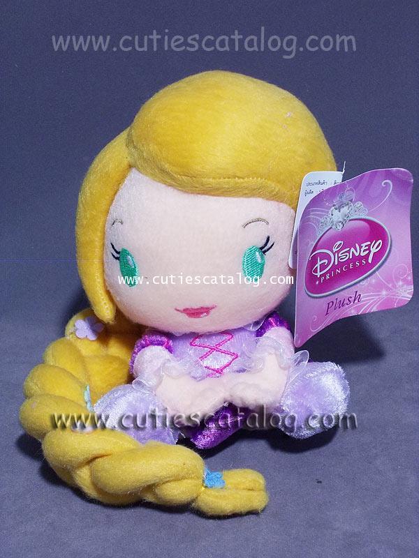 ตุ๊กตาเจ้าหญิงราพันเซล Rapunzel ขนาด S