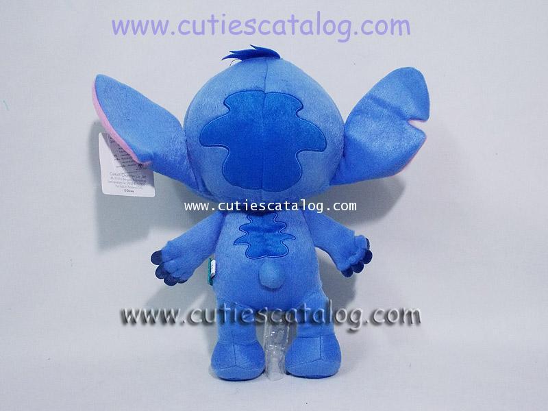 ตุ๊กตาสติช แบบยืน ตาหัวใจ ขนาด 12 นิ้ว(Stitch Doll) 1