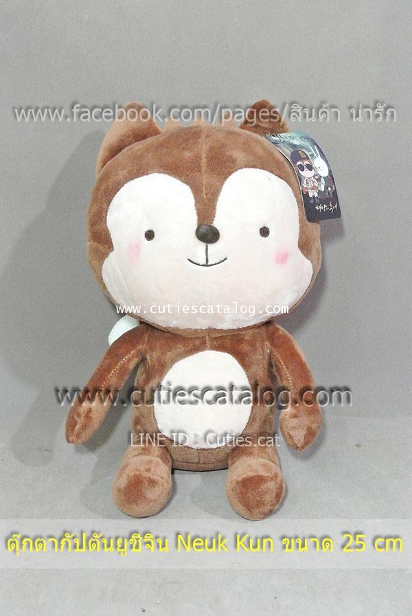 ตุ๊กตากัปตันยูชีจิน ตุ๊กตาในซีรี่ย์ Descendants of the Sun series ขนาด 25 ซม