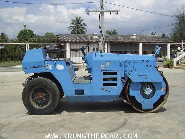 .ขาย รถบดถนน ระบบสั่นสะเทือน KOMATSU JV40CR-2 สภาพใช้งานได้ทันที เป็นรถนำเข้าจากญี่ปุ่น$A13-S6AS.