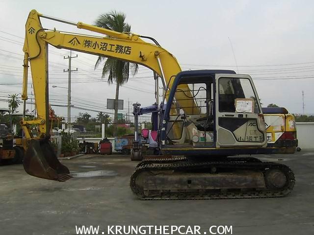 .ขาย รถขุด(แบ็กโฮล) KOBELCO SK120 ACERA ขนาด PC120 นำเข้าจากญี่ปุ่น พร้อมใช้งานทันที $A13