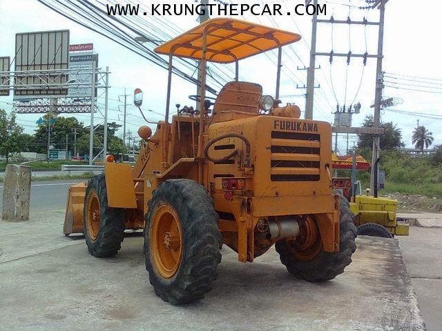 .ขาย รถตักล้อยาง ขายรถตัก FL60 4WD  ขับเลื่อน4ล้อ เครื่องISUZU C240 $A13P6IA 2