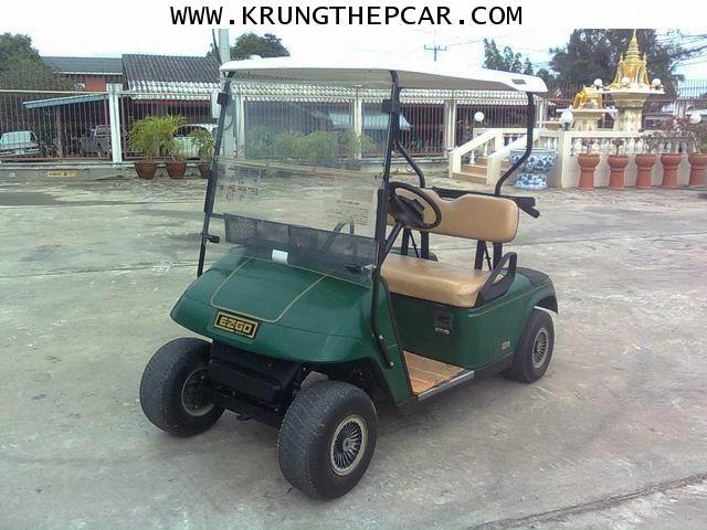 P6QN .ขาย. รถกอล์ฟ ไฟฟ้า มือสอง ขายรถกล๊อฟไฟฟ้า2ที่นั่ง มือสอง สภาพสวยมาก ไม่มีแตกหัก ราคา $A01-T5QT