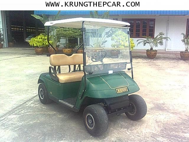 P6QN .ขาย. รถกอล์ฟ ไฟฟ้า มือสอง ขายรถกล๊อฟไฟฟ้า2ที่นั่ง มือสอง สภาพสวยมาก ไม่มีแตกหัก ราคา $A01-T5QT 1