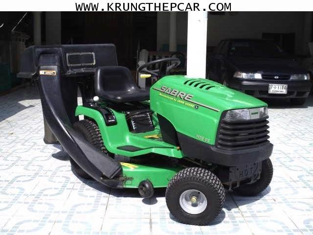.ขาย รถตัดหญ้า มือสอง ขาย รถตัดหญ้า นั่งขับ มือสอง ใช้น้อย มีคู่มือการใช้ครบ $A01-P5QT-S6T