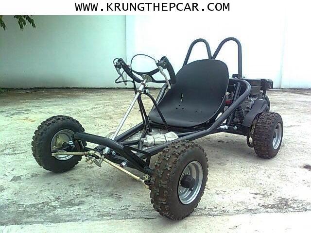 .ขาย รถบัคกี้ ขาย รถโกคาร์ท GO KART วิ่งได้ทุกสภาพผิวถนน ทั้งทางขรุขระ และ ทางเรียบ $A01-T5PN-S5AT