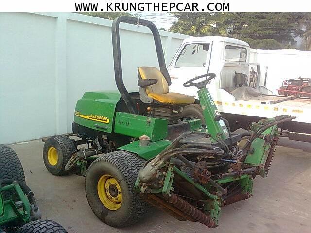 .ขาย รถตัดหญ้า ขาย รถตัดกรีน 5แก๊งค์ 5ใบตัด ขายรถตัดหญ้าสนาม ขายรถตัดสนามหญ้า เครื่องดีเซล$A01-T5SU-
