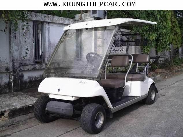 P5UN .ขาย.รถกอล์ฟ ช่วงยาว 5ที่นั่ง เครื่องยนต์เบนซิน มีกระจกหน้า สภาพสวย ดูแลง่าย มีหลายคัน  A01-S5U