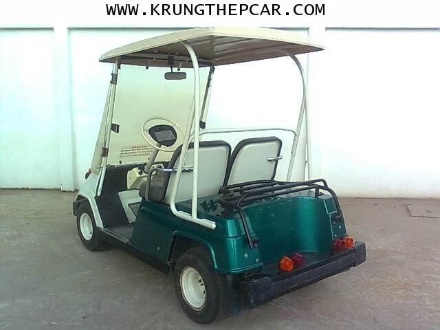 .ขาย รถกอล์ฟ มือสอง ขายรถกล๊อฟมือสอง ขนาด2ที่นั่ง ใช้น้ำมัน สามารถแต่งเป็น4ที่นั่งได้ $A01-T5AT-P5IN