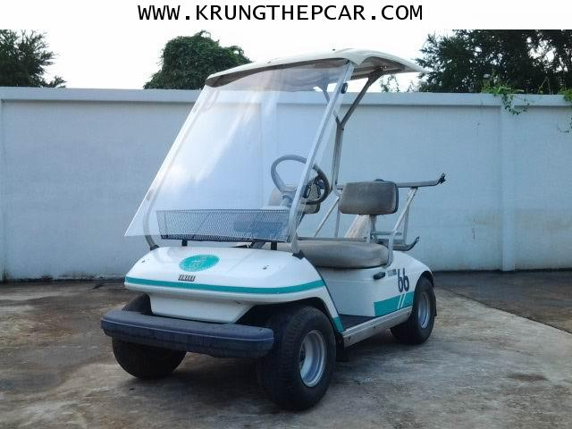 P5QT .ขายรถกอล์ฟใช้น้ำมัน ขายรถกล๊อฟใช้น้ำมัน ขนาด2ที่นั่ง เครื่องยนต์4จังหวะ มือสองญี่ปุ่น $P5QT