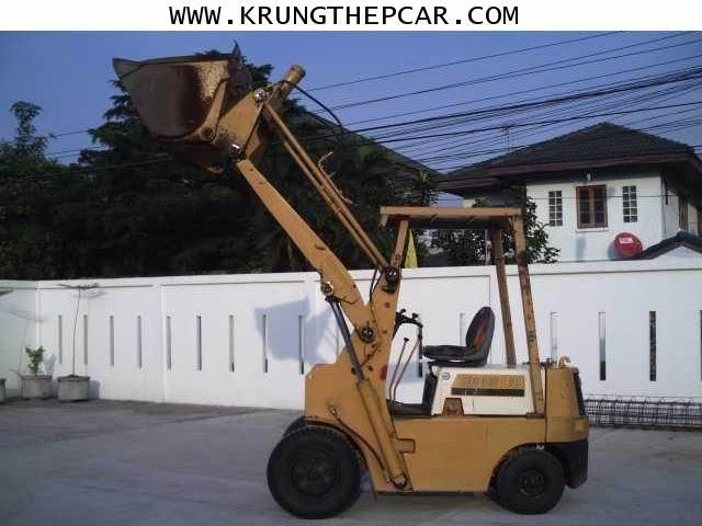 .ขาย. รถตัก มือสอง ยกสูง3เมตร ตักได้1คิว สภาพสวยเดิม ใช้งานน้อย  ราคา $A01TPN-P6AET-S6AS