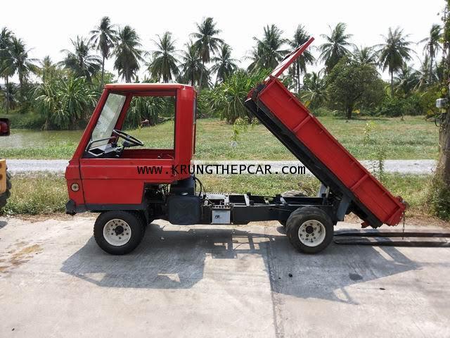 .ขาย รถบรรทุก พืช ผล การเกษตร รถบรรทุกดั๊ม ขับเคลื่อน 4ล้อ 4WD เครื่องยนต์ เบนซิน มือสอง ญี่ปุ่น