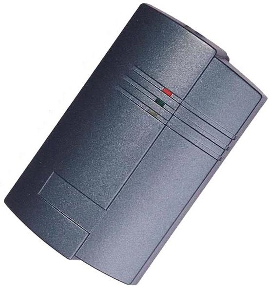 คีย์การ์ดอ่านบัตร RFID 125KHz Proximity smart EM ID card reader Wiegand 26 and 34