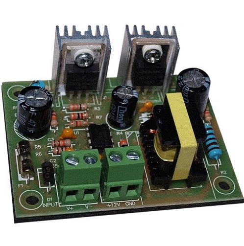 เครื่อง Voltage Switch Module ABK-504B วงจรไฟฟ้า ชุดคิต สำหรับงานอิเลคโทรนิคส์ ขายส่ง