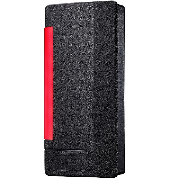 RFID reader ชุดหัวอ่านคีย์การ์ด access control กันน้ำหัวอ่านบัตรทาบ 13.56 Mhz