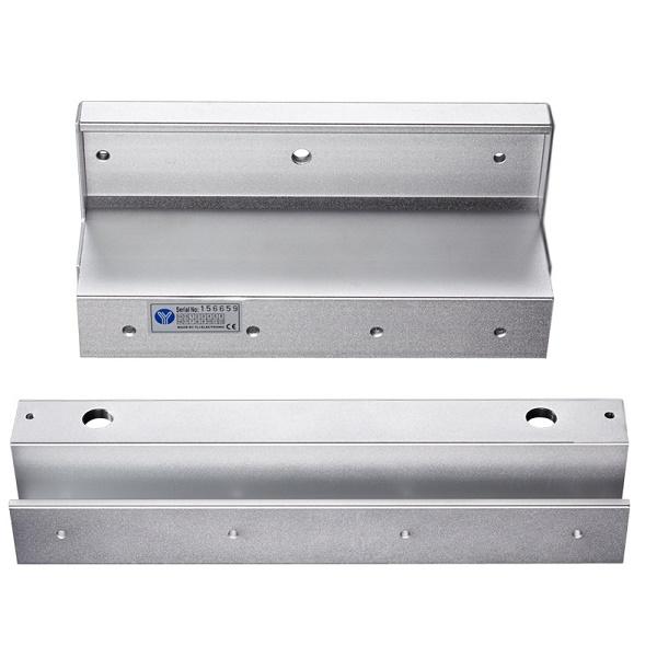 ชุดครอบกระจกบานเปลือยแม่เหล็กคีย์การ์ด 600ปอน์ด ใช้งานได้กับกระจกที่มีช่องว่างห่างประมาณ 1 เซนติเมตร 2