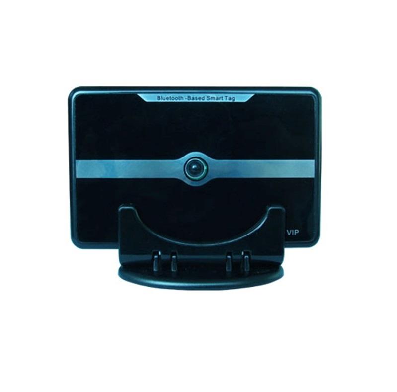 แขนกั้นรถบลูทูธ bluetooth card บัตรทาบระยะไกล RFID ไม้กระดก