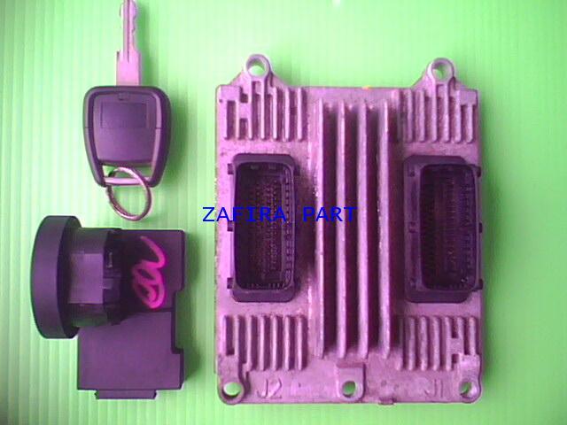 กล่องเครื่อง ECU  ZAFIRA 2.2 ( Z22SE ))