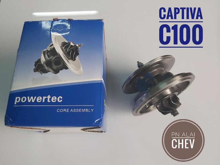 ไส้เทอร์โบ captiva c100