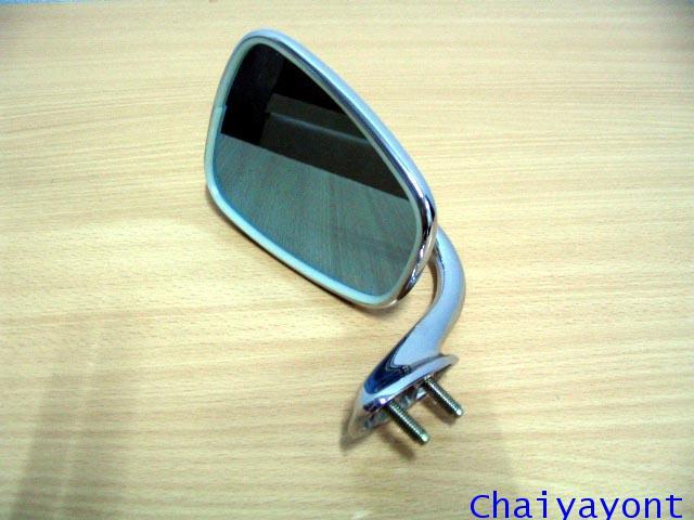 กระจกมองข้างขวารถเบนซ์โบราณคลาสสิค Classic Auto Vintage Mercedes - Benz 190C  190S 190SL W110 W111
