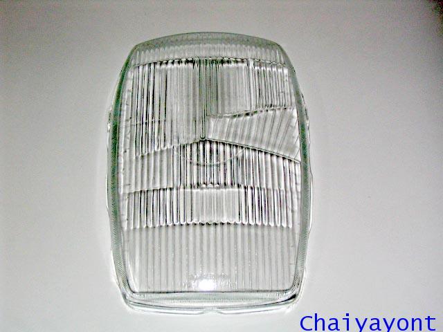 กระจกไฟใหญ่หน้า Bosch Mercedes - Benz Classic 220/8 W114/8 W115/8