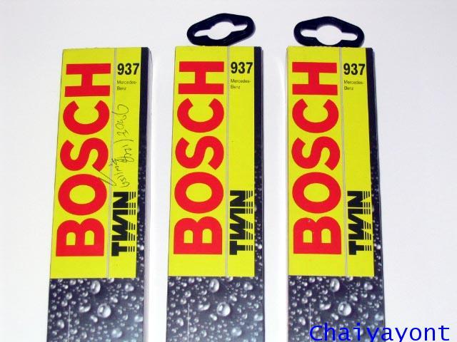 ใบปัดน้ำฝน Bosch Mercedes - Benz W201 190E , W124 (รุ่นแรก) เบอร์ 937