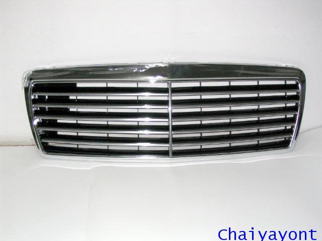 ชุดแต่งกระจังหน้าทั้งชุด Mercedes - Benz W210 E230 New - Eye