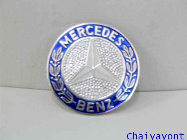 ดาวสีฝาประโปรง ดาวเบนซ์ โลโก้เบนซ์ Mercedes-Benz Classic W107 280SLC 350SLC 380SLC 450SCL 450SL 500S
