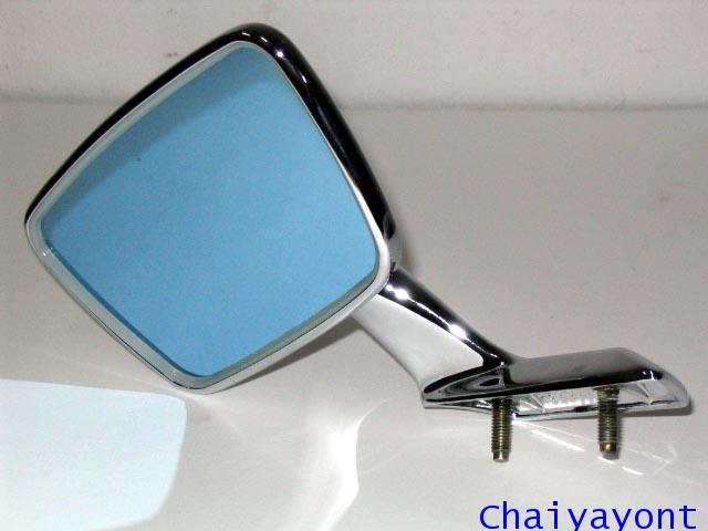 กระจกมองข้างซ้ายเบนซ์คลาสสิคโบราณ Classic Auto Vintage Mercedes-Benz Classic 220S 280S W108