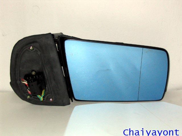 กระจกมองข้างขวารุ่นไข่ปลา (กระจกหักมุมช่วยในการมอง) Mercedes - Benz C-Class C180 C200 C220 W202