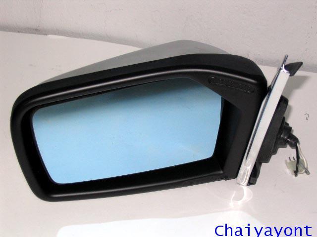 กระจกมองข้างซ้ายไฟฟ้าทั้งชุดรถเบนซ์ Mercedes-Benz W123