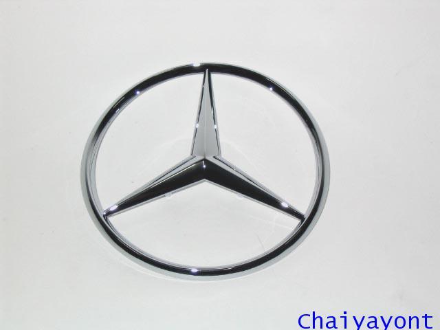 ดาวฝากระโปรงท้ายรถเบนซ์ ดาวเบนซ์ โลโก้เบนซ์ Mercedes - Benz W201 190 190D 190E 1.8 2.3