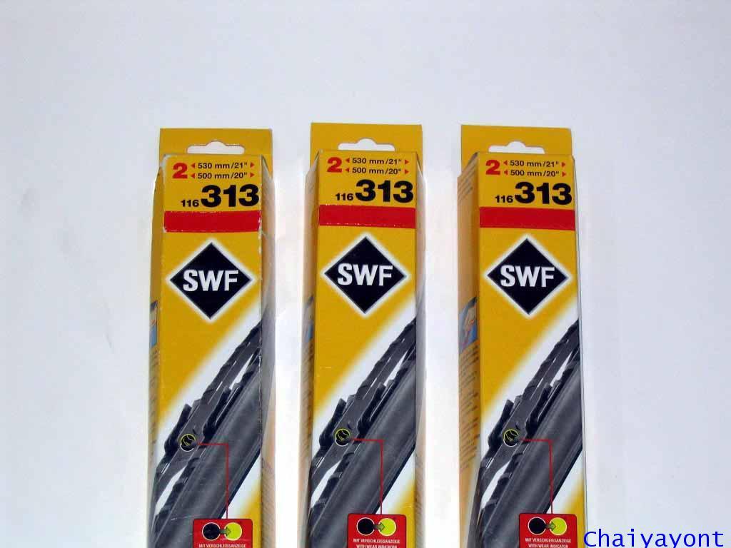 ใบปัดน้ำฝน SWF BMW E36 เบอร์ 313