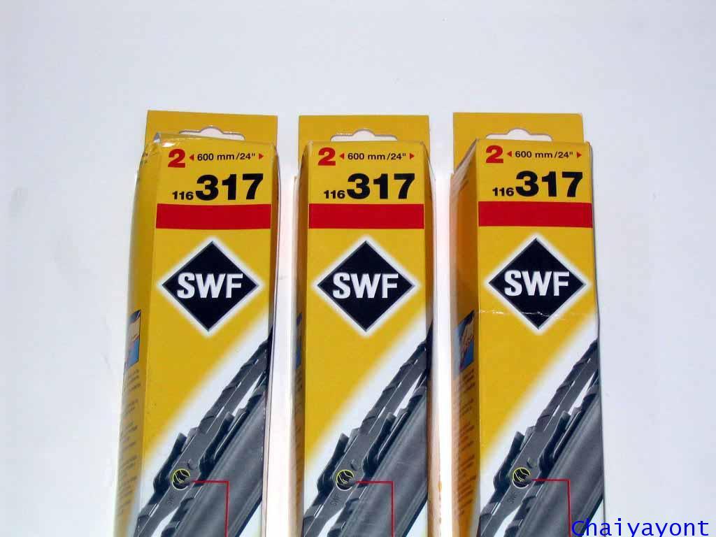 ใบปัดน้ำฝน SWF BMW E34 เบอร์ 317