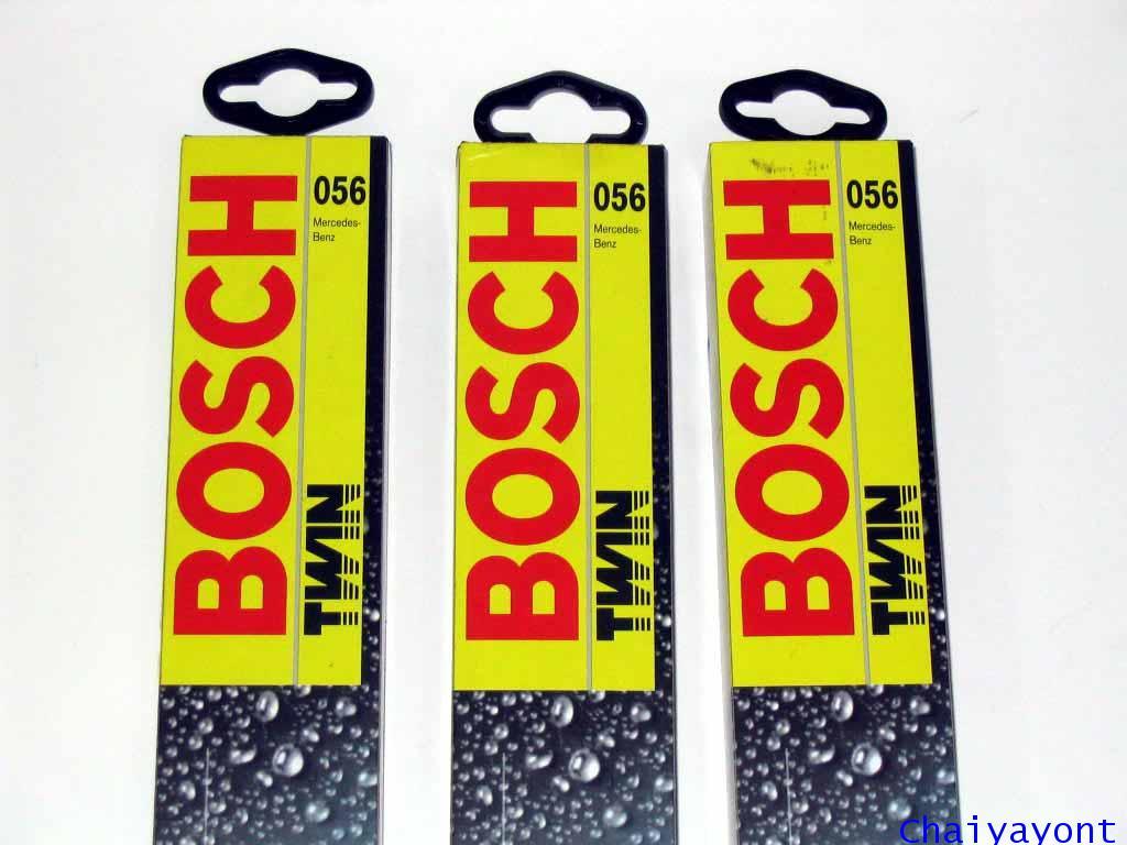 ใบปัดน้ำฝน Bosch Mercedes - Benz W129 เบอร์ 056