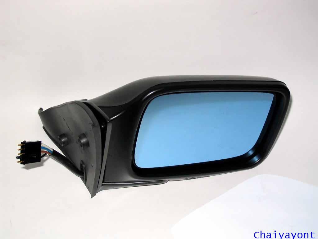 กระจกมองข้างขวาทั้งชุดรถบีเอ็ม BMW E30 M40