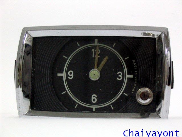 นาฬิกาหน้าปัดเรือนไมล์รถเบนซ์ท้ายมน Classic Auto Vintage Mercedes-Benz Ponton 180 190 190S 190SL