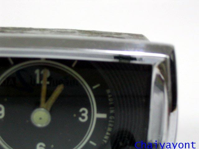 นาฬิกาหน้าปัดเรือนไมล์รถเบนซ์ท้ายมน Classic Auto Vintage Mercedes-Benz Ponton 180 190 190S 190SL 5