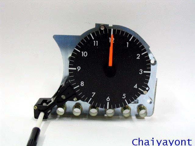 หน้าปัดเรือนไมล์นาฬิกา เกจนาฬิกา  รถเบนซ์ Mercedes-Benz W201 190 190E 1.8 190E 2.3 190D