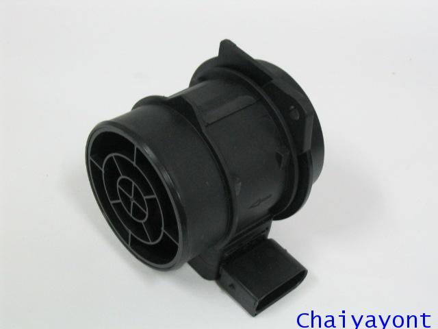 แอร์โฟล์เซ็นเซอร์  Air Mass Flow Sensor Meter รถเบนซ์ Mercedes-Benz W203 C200 C220  CDI Kompressor