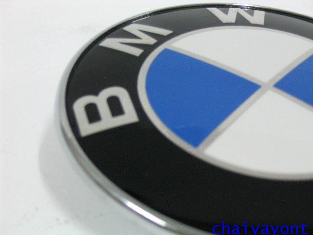 ดาวฝากระโปรงหน้า โลโก้ BMW E30 316i 318i M10 M40 320i 320is 323i 325i