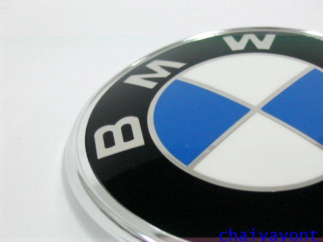 ดาวฝากระโปรงท้าย โลโก้ OEM Classic Auto Vintage BMW E21 315 316 320 320i M10 M20 323i